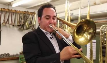 Duo trombone et orgue