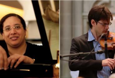 Piano et violon
