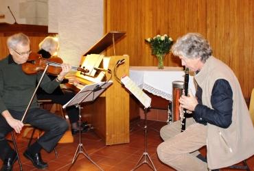 Trio Clarina